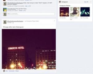 Facebook testing a new Timeline format